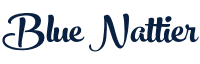 Blue Nattier