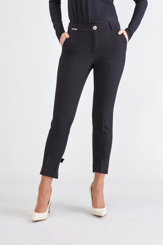Pantalones Tobilleros con Lazo 3
